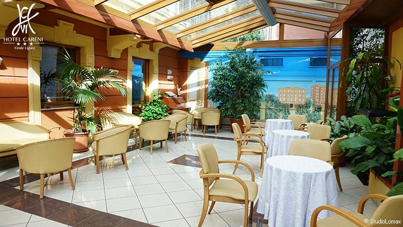 careni hotel tre stelle a finale ligure in provincia di savona liguria ...
